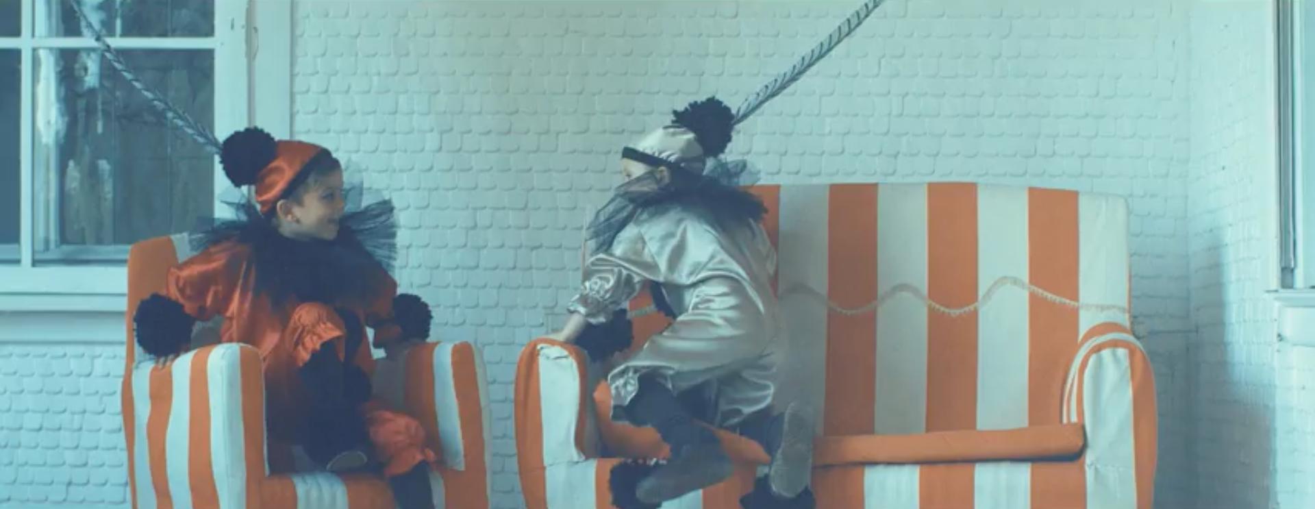 Video of the Week: FJØRT – Couleur