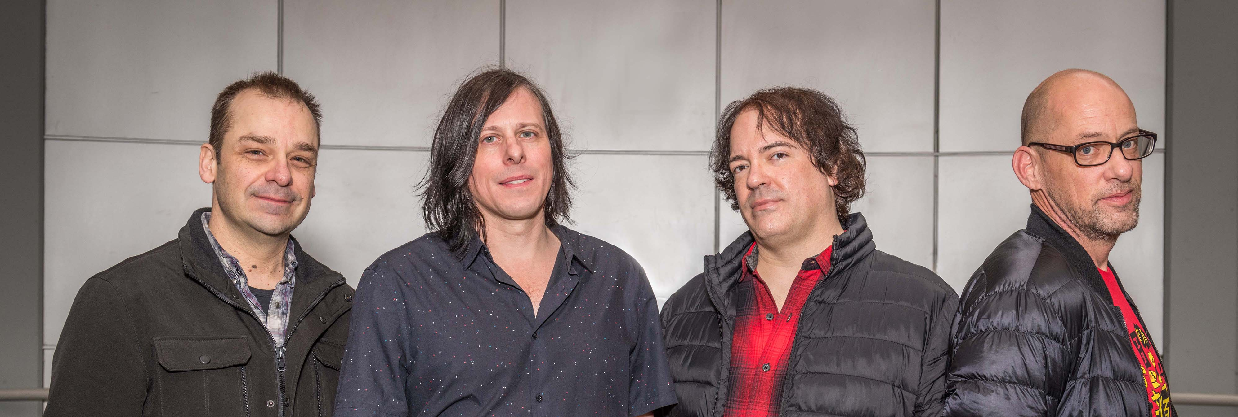 "The Posies – ""The long van rides are harder on the body than the physical activity of the show."""