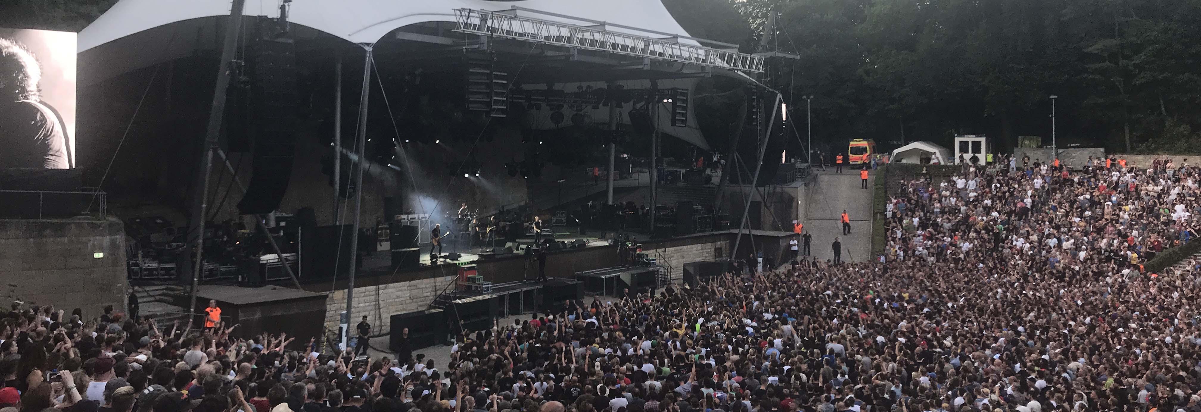 Pearl Jam – Waldbühne, Berlin 5.Juli2018