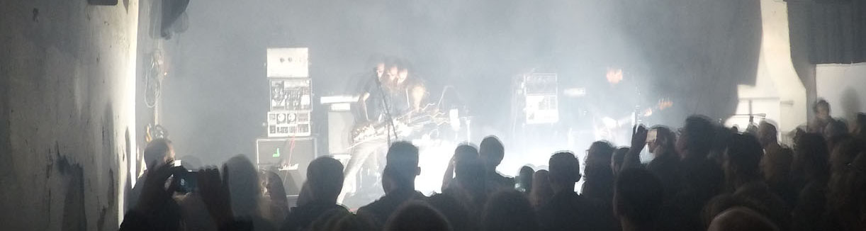 A Place To Bury Strangers – Gebäude 9 | Köln, 14.September2018