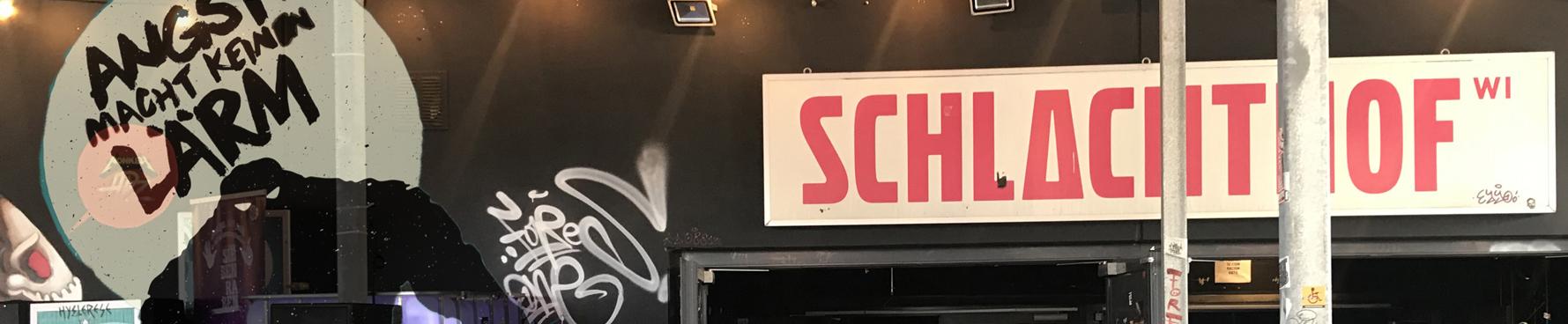 Angst macht keinen Lärm | Schlachthof, Wiesbaden, 7.September2019
