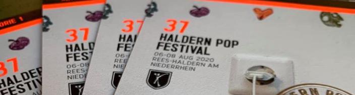 37. Haldern Pop Festival 2020