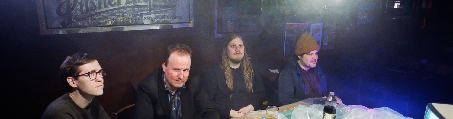 Video/Tune of the Week: Protomartyr – Processed By The Boys