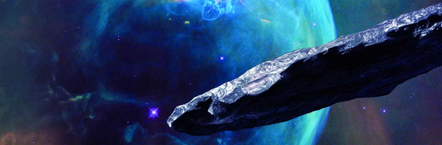 Daily Thompson – Oumuamua