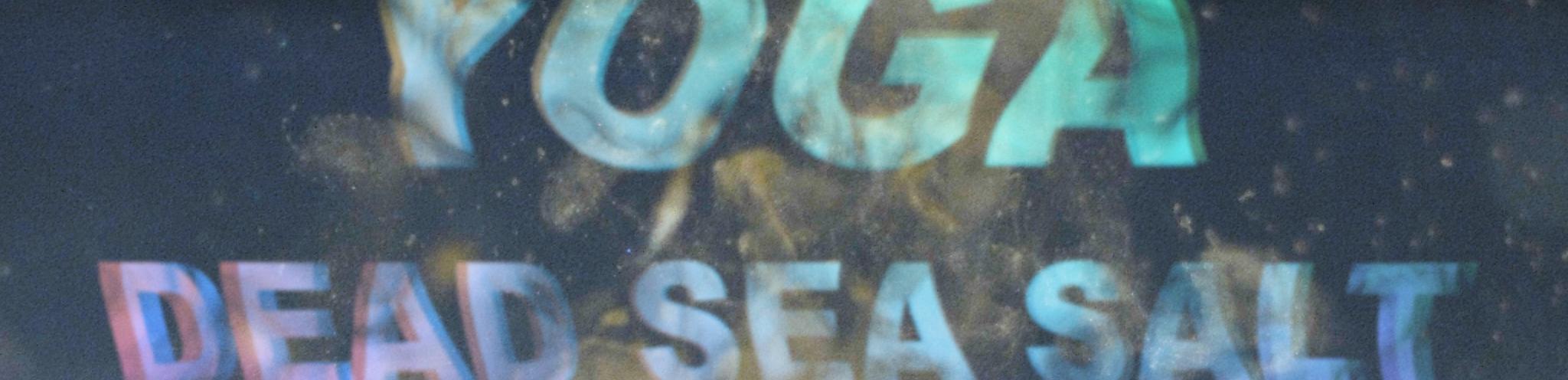 Video|Tune of the Week: Yoga – Dead Sea Salt