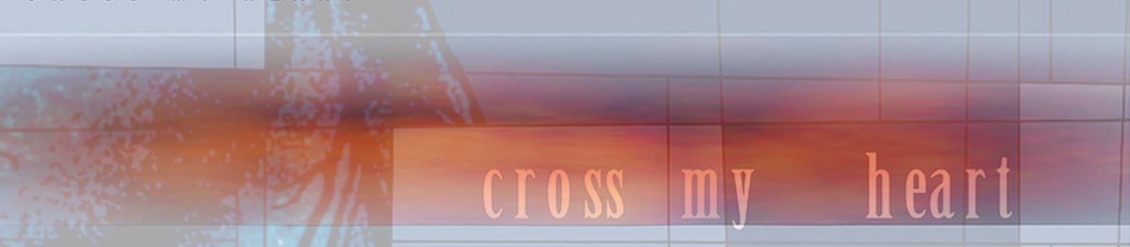 Cross My Heart –Self Titled / Temporary Contemporary (Vinyl-ReIssue)